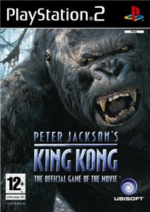 King Kong (2005) PS2