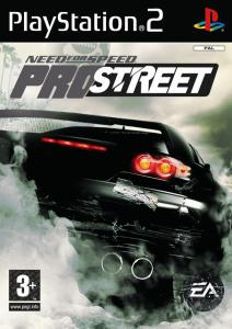 Need for Speed: Pro Street (2007) PS2