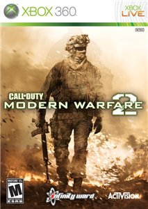Call of Duty: Modern Warfare 2 (RUS) [2009] XBox 360