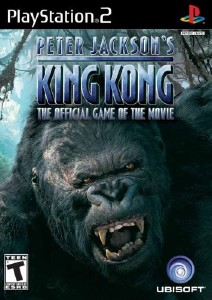 King Kong (2005/PS2/RUS)
