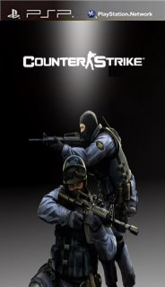 CS Portable 0.75.1 [RUS] Counter Strike для PSP