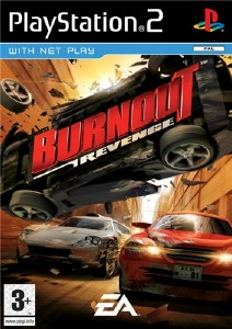 Burnout: Revenge (2005/PS2/RUS)