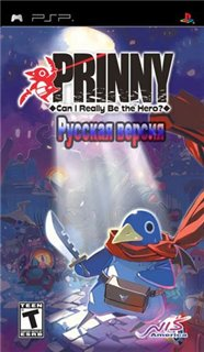 Prinny: Can I Really Be The Hero? [RUS] PSP