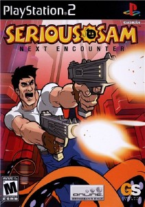 Serious Sam: Next Encounter (2004/PS2/RUS)