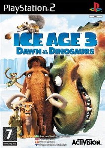 Ice Age 3: Dawn of the Dinosaurs (2009/PS2/RUS)