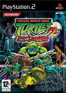 Teenage Mutant Ninja Turtles 2: Battle Nexus (2004/PS2/RUS)