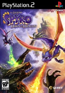 The Legend of Spyro: Dawn of the Dragon (2008/PS2/RUS)