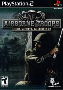 Airborne Troops: Countdown to D-Day (2005/PS2/RUS)