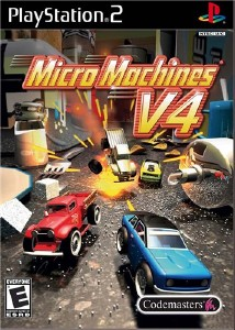 Micro Machines V4 (2006/PS2/RUS)