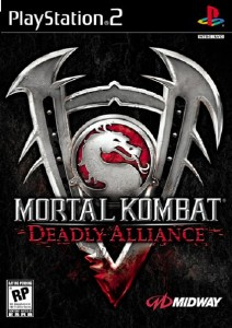 Mortal Kombat: Deadly Alliance (2002/PS2/RUS)