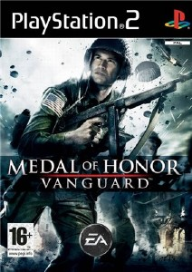Medal of Honor: Vanguard (2007/PS2/RUS)