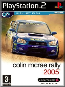 Colin McRae Rally 2005 (2004/PS2/RUS)