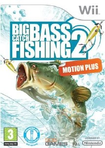 Big Catch: Bass Fishing 2 (2010/Wii/ENG)