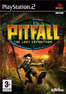 Pitfall: The Lost Expedition (2004/PS2/RUS)