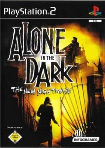Alone in the Dark: The New Nightmare (2001/PS2/RUS)