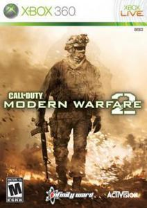 Call Of Duty: Modern Warfare 2 (2009/RUS/XBOX360/RegionFree )