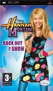 Hannah Montana: Rock Out the Show (2009/PSP/RUS)