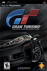 Gran Turismo [Patched] [FULL][ISO][RUS] PSP