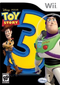 Toy Story 3: The Video Game (2010/Wii/ENG)