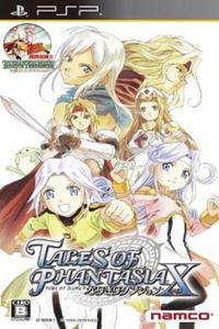 Tales of Phantasia: Narikiri Dungeon X  [JPN][2010]