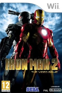 Iron Man 2: The Videogame (2010/Wii/ENG)
