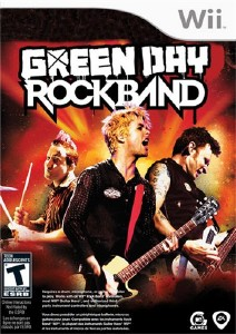 Green Day: Rock Band (2010/Wii/ENG)