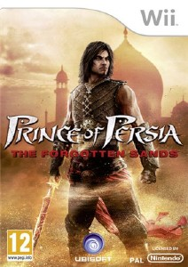 Prince of Persia: The Forgotten Sands (2010/Wii/ENG)