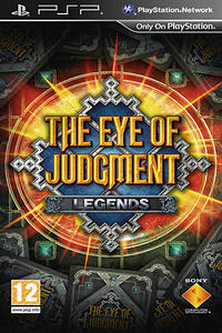 Eye of Judgement: Legends [Patched] [FullRIP][Multi7][EU]