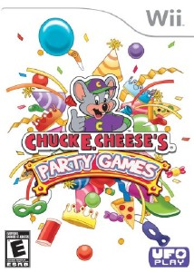 Chuck E. Cheese's Party Games (2010/Wii/ENG)