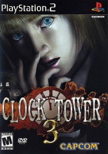 Clock Tower 3 (2003/PS2/RUS)