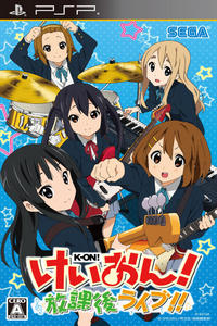 K-On! Houkago Live!! [FULL][ISO][JAP] [MP]