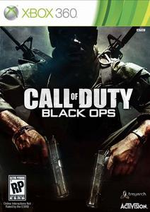 Call Of Duty: Black Ops [PAL/RUSSOUND] XBOX360
