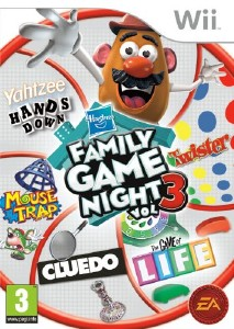 Hasbro Family Game Night 3 (2010/Wii/ENG)