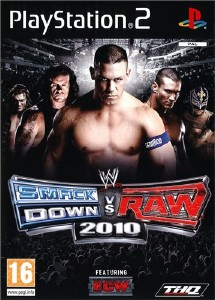 WWE: SmackDown! vs. RAW 2010 (2010/PS2/RUS)