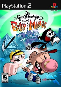 The Grim Adventures of Billy and Mandy (2006/PS2/RUS)