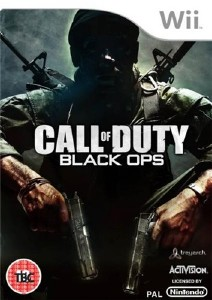 Call Of Duty: Black Ops (2010/Wii/ENG)