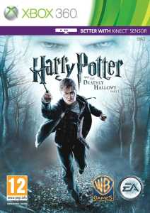 Harry Potter and the Deathly Hallow™ Part 1 [Region Free/ENG] XBOX360