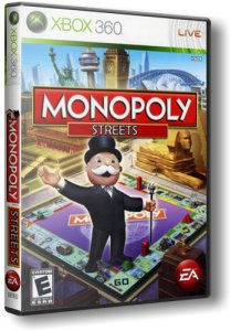 Monopoly Streets [Region Free/Eng] XBOX360