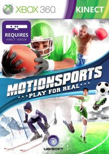 MotionSports [Region Free/ENG] XBOX360