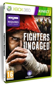 Fighters Uncaged [Region Free / ENG] XBOX360