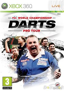 PDC World Championship Darts: Pro Tour [Pal/ Eng] XBOX360