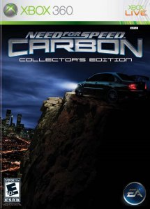 Need For Speed: Carbon Collector's Edition [PAL/ENG] XBOX360