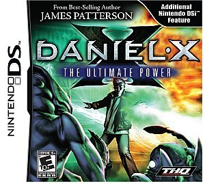 Daniel X: The Ultimate Power [US] [DSi]