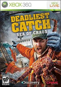 Deadliest Catch Sea of Chaos (2010/ENG/XBOX-3600/NTSC-U)