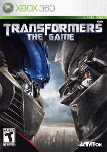 Transformers The Game [PAL / RUSSOUND] XBOX360