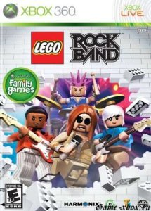 Lego Rock Band [Region Free\ENG] XBOX360