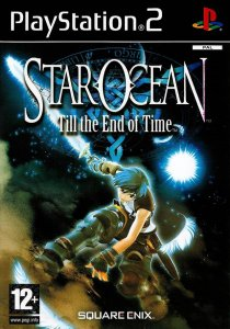 Star Ocean: Till The End Of Time [PAL/ENG] PS2