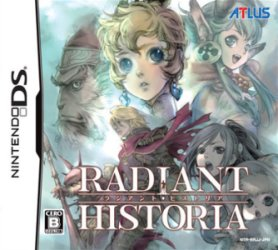 Radiant Historia [USA] NDS