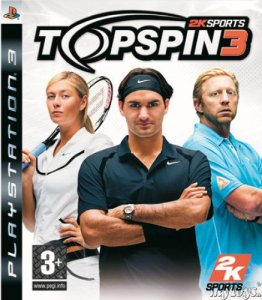 Top Spin 3 [ENG] PS3