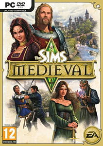 The Sims Medieval [Repack by Fenixx][RUS][2011] PC